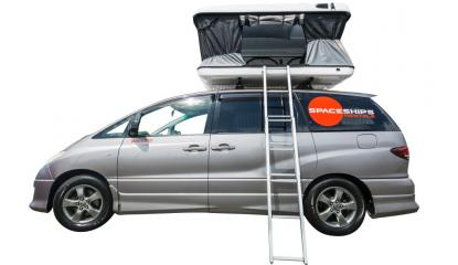 Beta 4 berth campervan rooftop tent 1
